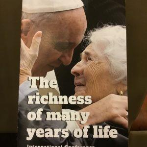 """""""Az évek gazdagsága"""" – konferencia a Vatikánban"""